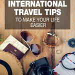 50 international travel tips