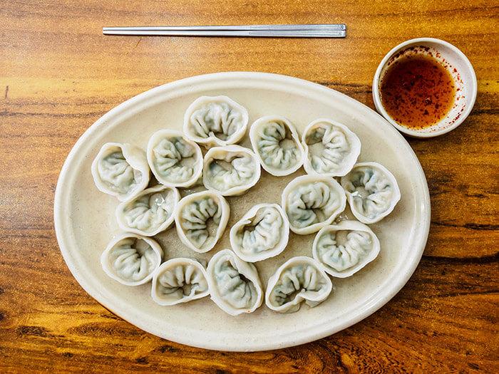 Dumplings Mandu