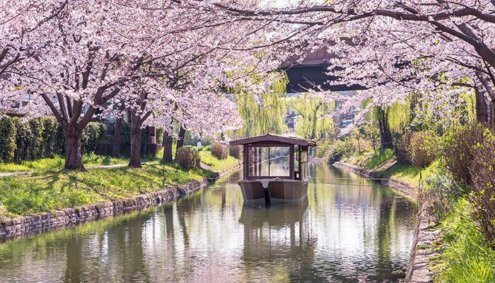 Jikkokubune Canal Cruise