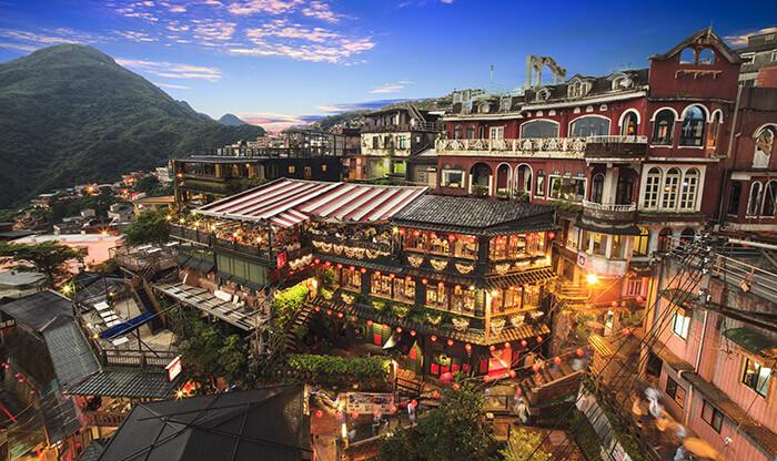 Jiufen Taiwan
