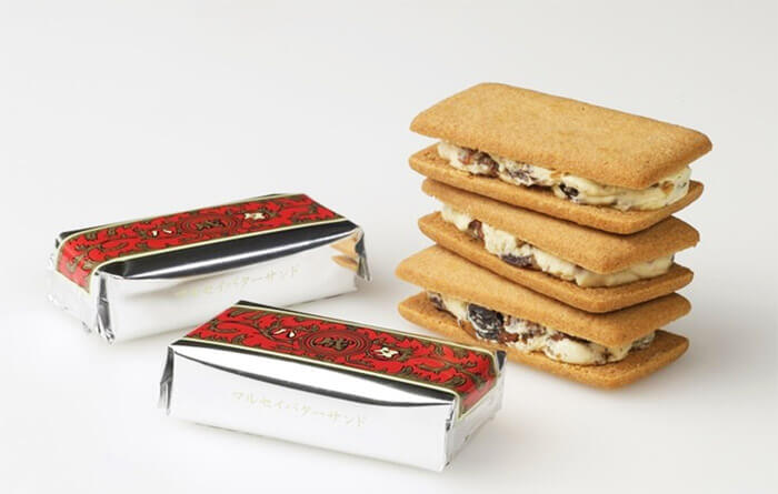 Rokkatei Marusei Butter Sandwich