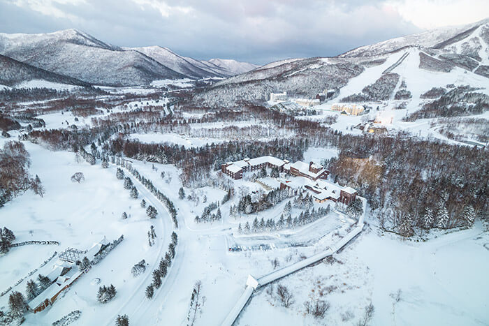 Tomamu Ski Resort