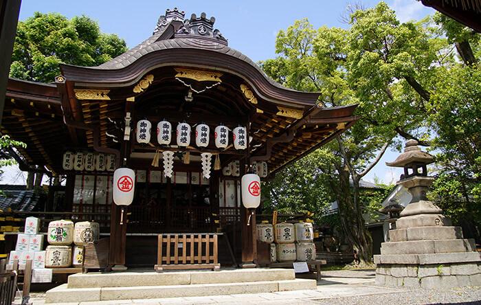 Yasuikonpiragu Shrine