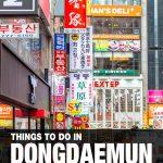 best things to do in Dongdaemun Market