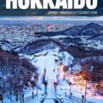best things to do in Hokkaido