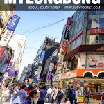 best things to do in Myeongdong