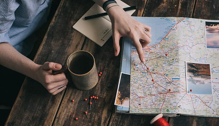 flexible travel plans