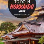 fun things to do in Hokkaido