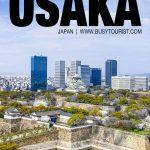 fun things to do in Osaka