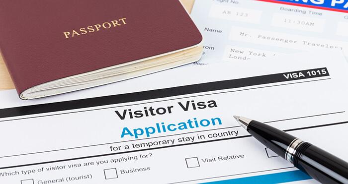 passport visa application