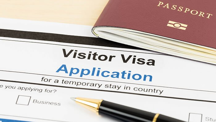 passport visa application