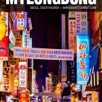 places to visit in Myeongdong