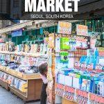 things to do in Dongdaemun Market