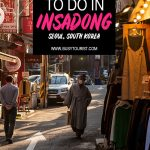 things to do in Insadong