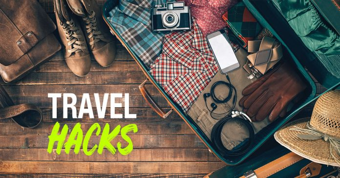 best travel hacks