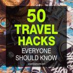 50 travel hacks