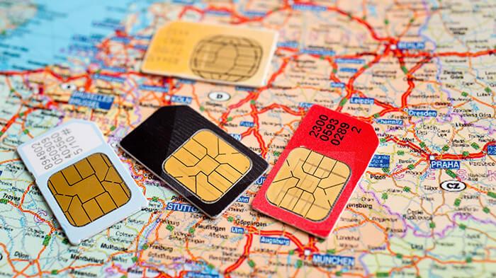 travel sim cards