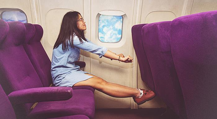 upgrade flight seats