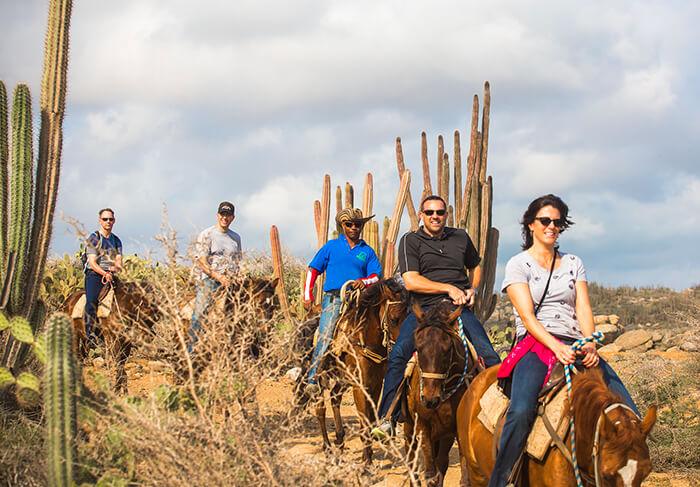 Aruba Horseback Riding
