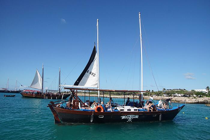 Aruba Sailing Tours