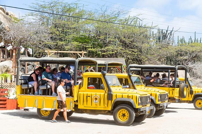 Aruba Tours
