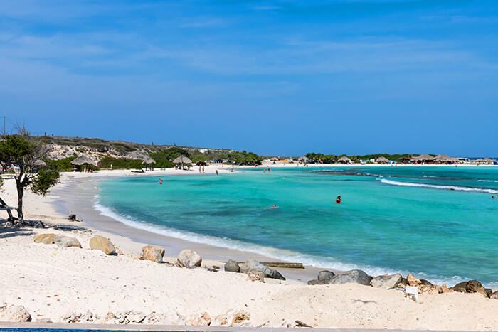 Aruba, baby beach