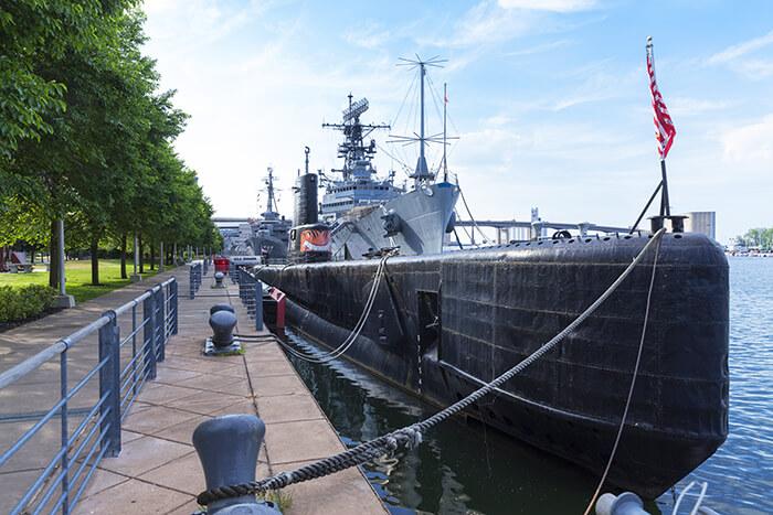 Buffalo Naval & Military Park