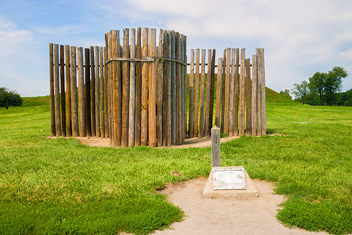 Cahokia Mounds Historic Site