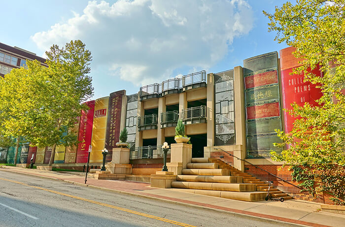 Central Branch of the Kansas City Public Library