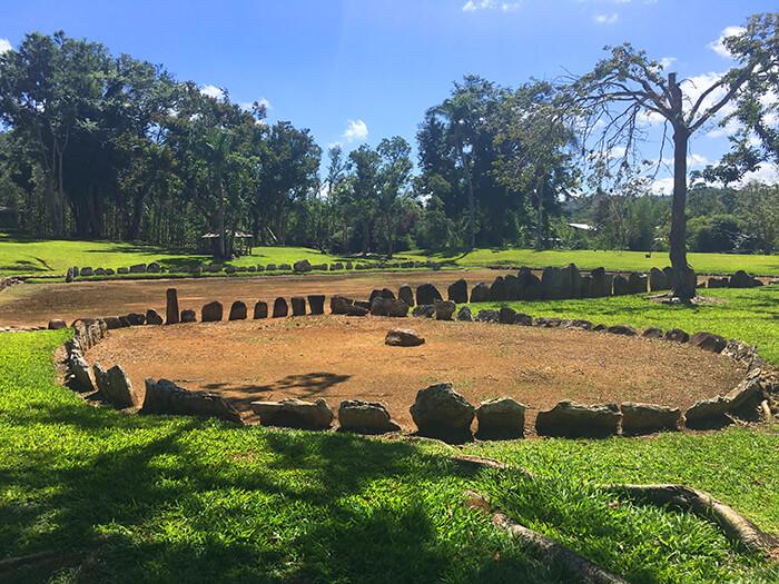 Ceremonial Park of Caguana