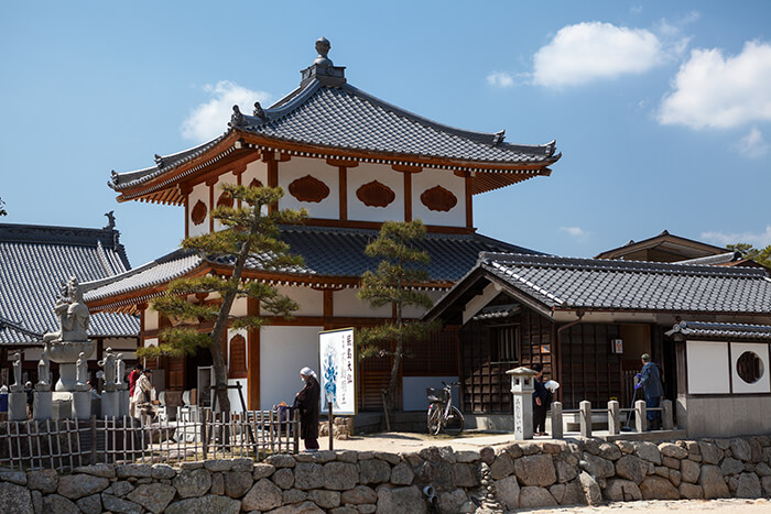 Daigan-Ji Temple
