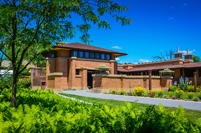 Darwin D. Martin House Complex