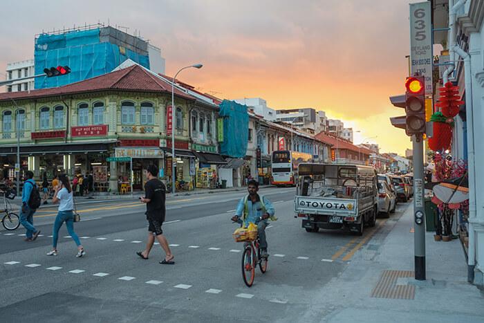 Geylang, Singapore