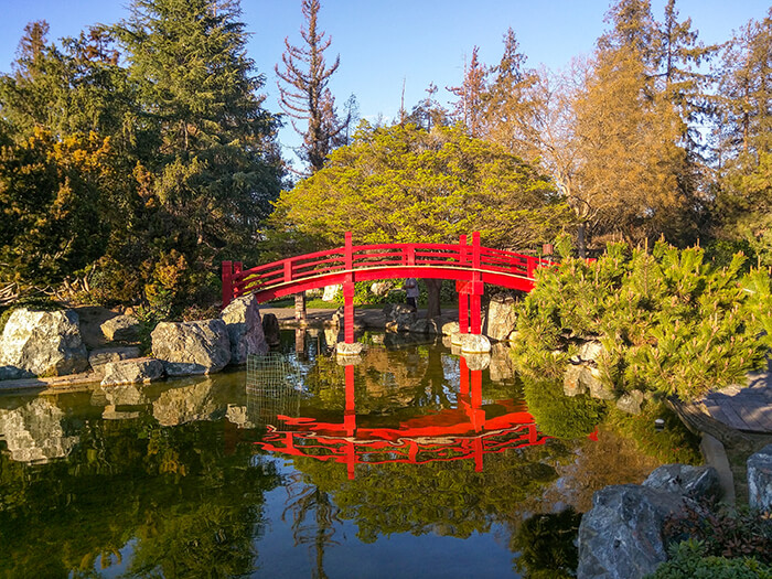 Japanese Friendship Garden in Kelley Park
