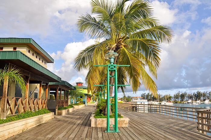 La Guancha Boardwalk