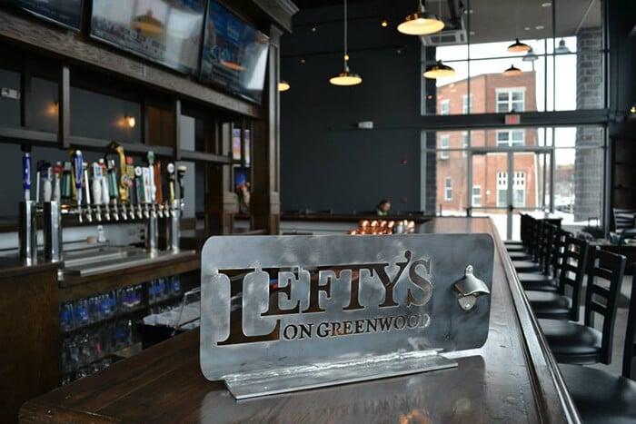 Lefty's On Greenwood