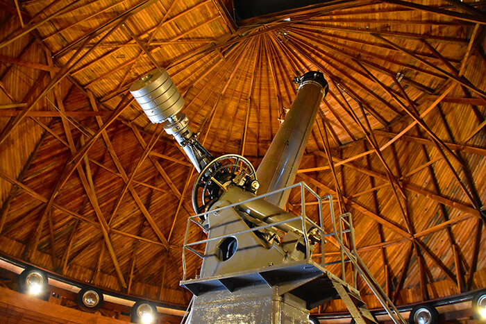 Lowell Observatory at Flagstaff, AZ