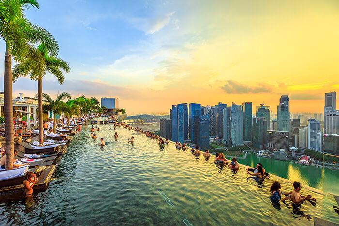 Marina Bay Sands Hotel SkyPark