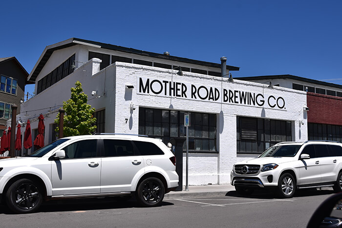 Mother Road Brewing Company in Flagstaff