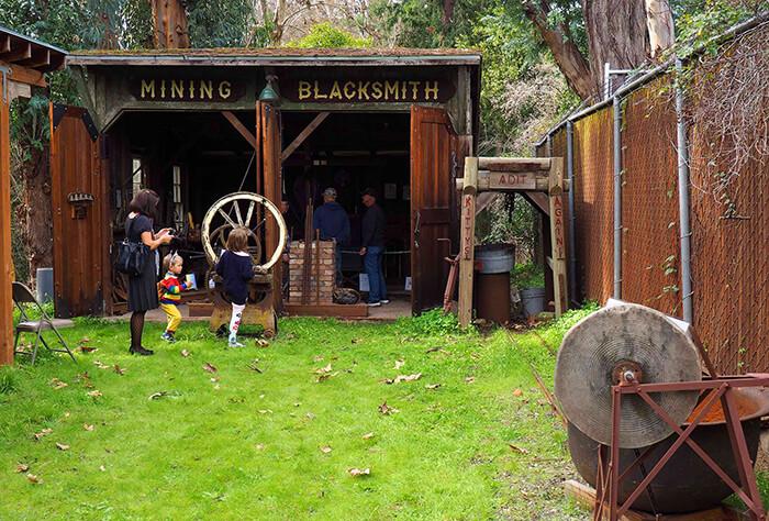New Almaden Quicksilver Mining Museum