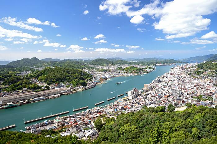 Onomichi waterway