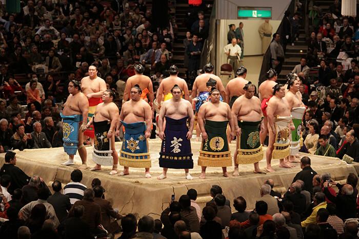 Ryogoku Kokugikan Sumo Stadium