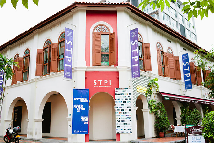 STPI Creative Workshop and Gallery