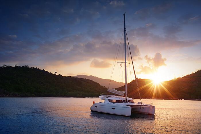 San Juan Catamaran Sunset Sail