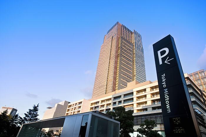 The Ritz -Carlton in Tokyo