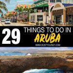 Things To Do In Aruba