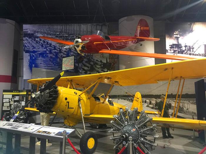 Tulsa Air and Space Museum (TASM)