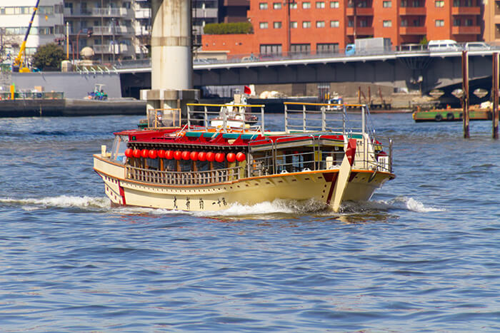 Yakatabune Cruiser Funasei