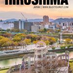 places to visit in Hiroshima