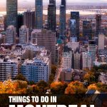 places to visit in Montreal
